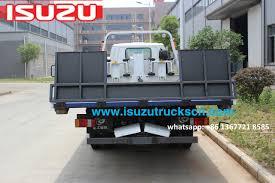 Pin By ISUZU TRUCKS On Saipan Customer Isuzu Flatbed Tow Truck ...