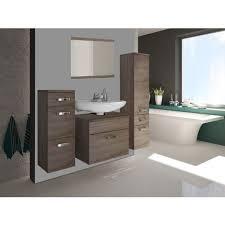 badmöbel badezimmer evo 19 4tlg set in sonoma eiche