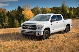 Weekends Are Epic In The 2017 Toyota Tundra TRD Pro Oct 20, 2016