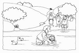 1000 Images About Bible Story Baptism Of Christ On Pinterest