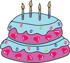 300x270 265 birthday cake clip art vector Public domain vectors