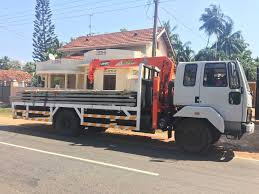 Boom Truck - Boom Trucks - Transportation - Plants And Machineries ...