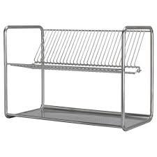 ordning dish drainer stainless steel égouttoir ikea et cuisines