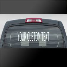 Personalised Custom Rear Window Car Stickers Vinyl Name, Back Window ... American Flag Back Window Decal Murica Stickit Stickers Rear Extension Esymechas New Ford F150 Decals Northstarpilatescom Lipsense Car Custom Ohio State Buckeyes Graphic Lets Print Big Tiger Waving Arm Wiper Pvc Styling Stickerdecal Thread Page 4 Toyota Tundra Forum Georgia Grown Vinyl Window Sticker Flare Llc Show Me Your Rear Decalsstickers 68 Ford American Captain Graphics Car Decal Stickermiki Amazoncom Vuscapes 23lee803szd Superman Logo Black