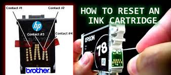 How To Reset An Ink Cartridge Not Waste Printer