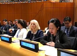 100 Heidi Mendoza Mission Activities Philippines Permanent Mission To The United Nations