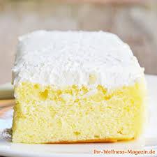 einfacher low carb vanille kuchen rezept ohne zucker