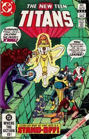 The New Teen Titans No 25