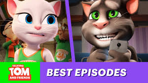 Hit The Floor Full Episodes Season 1 by Animated Series U2013 Talking Tom And Friends