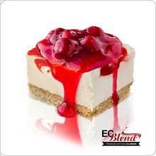 Cherry Swirl Cheese cake