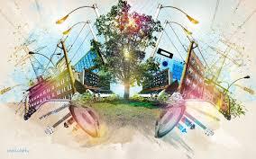 The Urban Environment Wallpaper