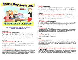 Pearson Exam Copy Book Bag by Brown Bag Book Club To Meet Soon