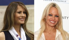 100 Pam Anderson House Melania Trump Thanks Ela For Beautiful Russian Faux