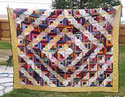 Log Cabin Quilts Gallery and Layout Tips