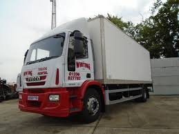 100 One Day Truck Rental 2008 Iveco 180 E25 Cab 25ft John Whiting Ltd