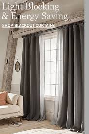 Draperies & Patterned Curtains