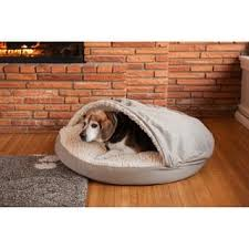 Cozy Cave Dog Bed Xl by Pet Beds For Less Overstock Com