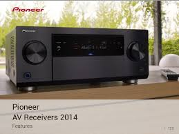 Pioneer AV Receivers 2014 features explained Vietnam Philippines …