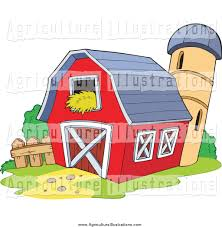 Agriculture Clipart Of A Red Barn And A Silo By Visekart - #967 Cartoon Red Barn Clipart Clip Art Library 1100735 Illustration By Visekart For Kids Panda Free Images Lamb Clipart Explore Pictures Stock Photo Of And Mailbox In The Snow Vector Horse Barn And Silo 33 Stock Vector Art 660594624 Istock Farm House Black White A Gray Calf Pasture Hit Duck