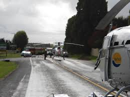 100 Milk Truck Accident Truck Crash Claims Life In Bay Of Plenty 1 NEWS NOW TVNZ