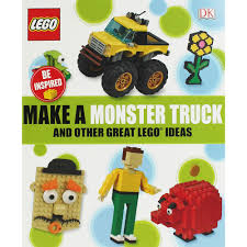 Make A Monster Truck And Other Great Lego Ideas | Activity Packs At ... Lego Ideas Product Ideas Monster Truck Arena Technic Building Itructions Youtube City 60180 Kmart Review 70905 The Batmobile Tagged Brickset Set Guide And Database 42005 Jam Great Vehicles 60055 New Free Shipping Ebay Captain America The Winter Soldier Face Off Lego Big W Brick Radar