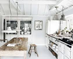 Fabulous Beach House Kitchen Table And Rustic Cottage
