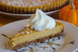 Pumpkin Cheesecake Gingersnap Crust Bon Appetit by Pumpkin Cheesecake Tartjessica Collins Jessica Collins