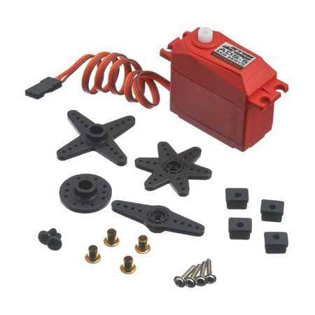 Arrma Ar390133 - ADS-5 V2 4.5kg Waterproof Servo Red