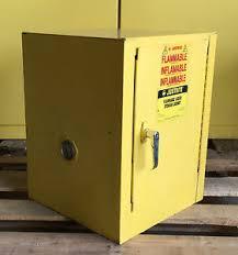 flammable cabinet ebay
