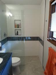 luskin shower contemporary bathroom indianapolis by