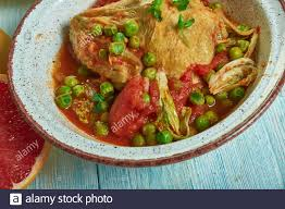marqa jelbana hühnereintopf tunesische küche