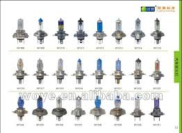 h4 halogen auto l p43t for universal car china mainland