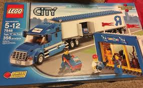 LEGO City Toys R Us Truck (7848) | EBay Amazoncom Lego City Great Vehicles 60056 Tow Truck Toys Games Buy Dickie Green And Grey Colour Heavy For Children Fire Ladder 60107 R Us Canada City Arctic Scout 60194 Online At Toy Universe 7848 Review Garbage Service 203414638 Youtube Playmobil 5665 Dump Action Ages 4 New Boys Girls 143 Diecast Cars Alloy Metal Model Car Lego Delivery My Corner Of The Galaxy A Cement Floor With Little Water And Folk Looking