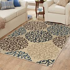 Beautiful Teal area Rug Home Depot 50 s