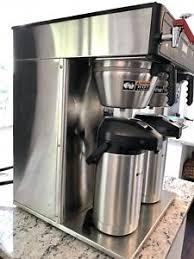Image Is Loading Bunn Commercial Dual Coffee Maker Brewer ICB Twin