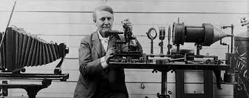 the of america edison time