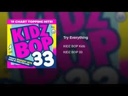Kidz Bop Halloween Hits by Kidz Bop Try Everything Youtube Kidzbop Ellie Pinterest