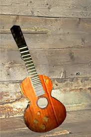 Make Your Own Guitar At Home Using Corrugated Paper To Enhance The Beauty Of Showcase Material