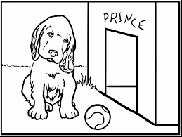 Unbelievable Printable Dog Coloring Pages Kid With Page And That Look