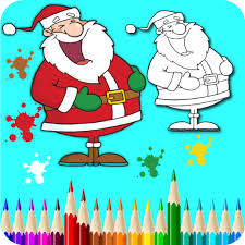 Kids Christmas Coloring And Drawing Fun
