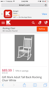 Rocking Chair Kmart | Rocking Chair, Back Deck, Chair Patio Woodard Fniture Awesome Unique 20 Kmart Rocking Chair Kmart Back Deck Chair Shop Chairs At Lowes Sling Outdoor Bedding High Baxton Studio Dario Grey Plastic Midcentury Modern Shell Barocking White Find It Cheaper Lowerspendings Kmarts Occasional Sends Shoppers Into A Frenzy Pin By Erlangfahresi On Desk Office Design Beach Lounge Walnew 3 Pcs Lounge Adjustable Folding Lawn Poolside Chaise Sets Pe Rattan Lounges With Side Table Cheap Under 100 Leather Butterfly In Black
