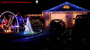 Christmas Tree Lane Ceres Ca Address by Best Christmas Lights And Holiday Displays In Sacramento