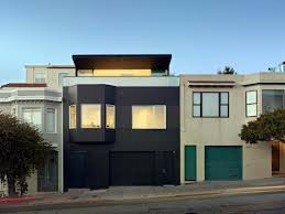 100 Ulnes 20th St Residence In San Francisco By Mork Architects