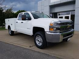 New 2018 Chevrolet Silverado 2500HD Work Truck Double Cab In Madison ...