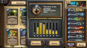 hearthstone mobile launched but will it affect the meta