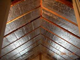rigid board insulation in vaulted ceiling media advanced home