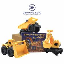 CAT Toy Trucks & Where Do Diggers Sleep At Night? Book - Deluxe Set ... Cat Toy Trucks Where Do Diggers Sleep At Night Book Deluxe Set Caterpillar Wheel Loader Dump Truck Cstruction Toys Mini Machine Upc 011543809517 The Apprentice 3in1 Ultimate Maker State Cat39514 777g 1 98 Scale Spacetoon Store In Uae Mega Bloks Cat Large 2 Amazoncom 3 In Ride On Games Machines 5 Vehicles Backhoe Excavator Bulldozer Wiconne Wi 19 November 2017 A Toy Dump Truck On An Nikko 19809311 Remote Control Metal Takeapart Pack R Us Canada
