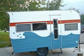 1970 14 Foot Rancho Beach Trailer From Starling Travel