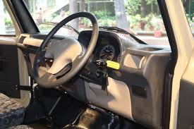 Mahindra Bolero Maxi Truck Plus Dashboard