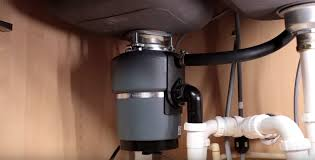 how to replace a badger garbage disposal with evolution compact